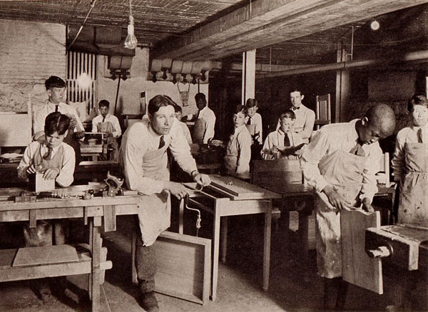 Woodworking, 1926